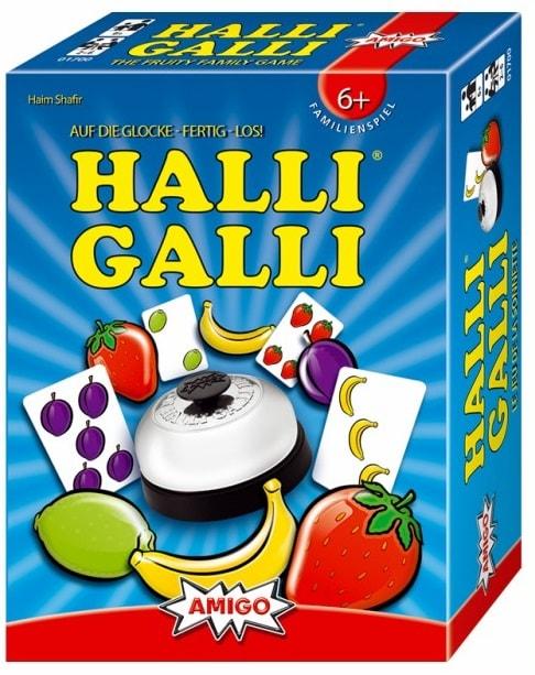 ハリガリ(HALLI GALLI)