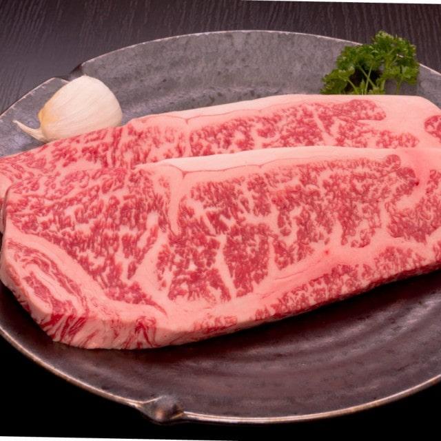 宮崎県産 黒毛和牛リブロースステーキ