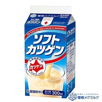 雪印メグミルク ソフトカツゲン