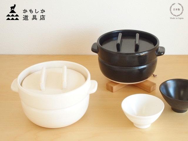 中川政七商店 かもしか道具店 ごはんの鍋