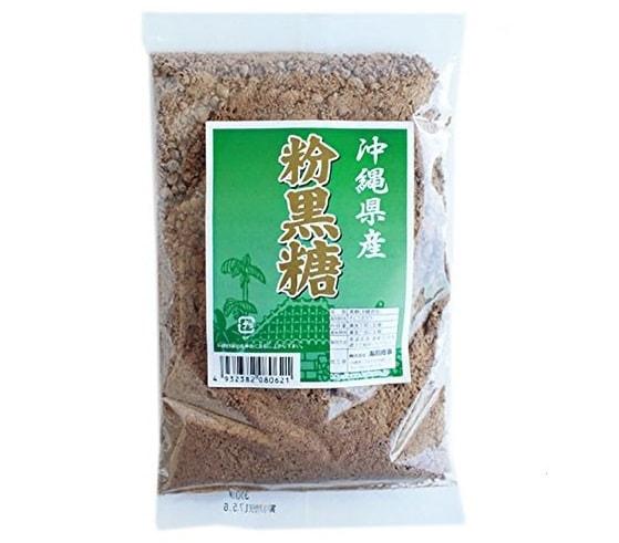 沖縄県産 粉黒糖