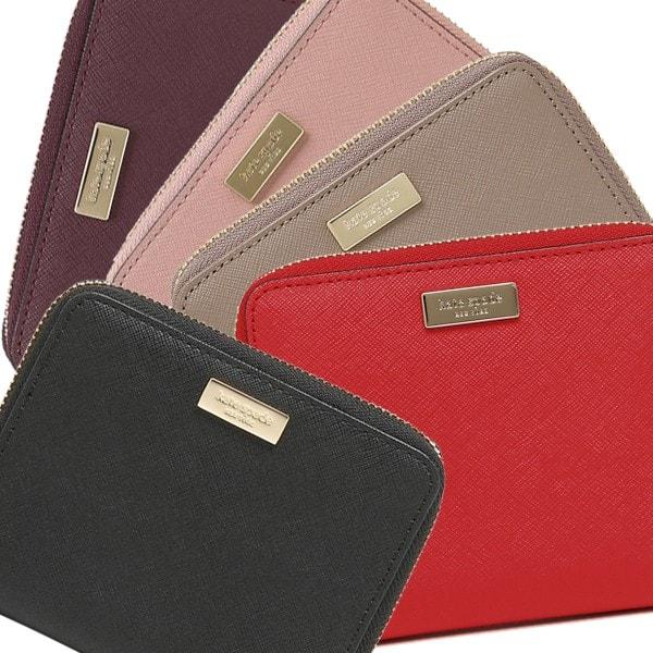 ケイトスペード 折財布 レディース KATE SPADE WLRU2909