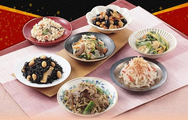 京菜味のむら 京のおばんざい 7種10袋セット