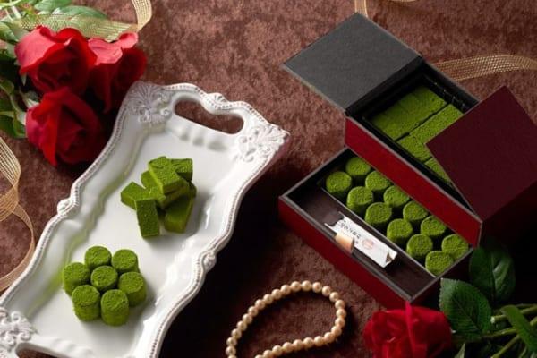 【実食レポ!】宝石箱に入った抹茶の生チョコのおいしさって?