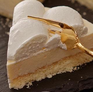 低糖質レアチーズケーキ