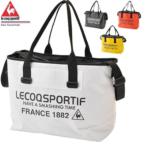 le coq sportif golf collection(ルコックゴルフ) ターポリンボストンバッグ