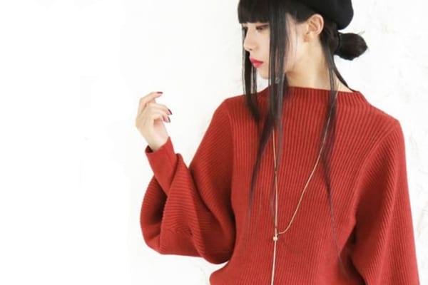 秋冬服で華奢見え狙うなら「パフスリーブ」がマスト!コーデのポイントは?
