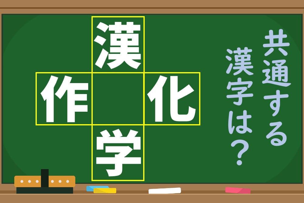 【1分脳トレ】計算、漢字、地名など頭を活性化させる問題に挑戦!