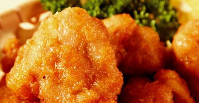 業務用 味の素 やわらか鶏もも唐揚げ 約1kg