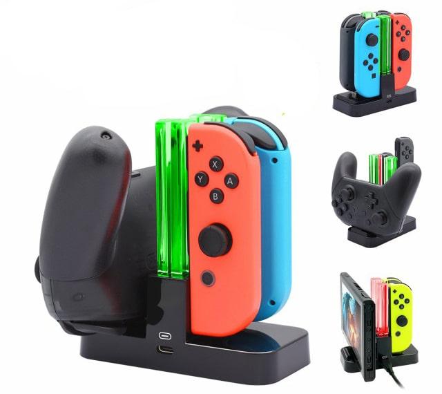 Nintendo Switch 急速充電スタンド