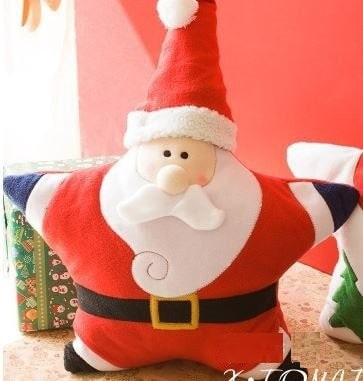 クリスマスクッション
