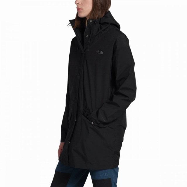 The North Face(ザ ノースフェイス)レディース レインコート アウター Woodmont Rain Jacket