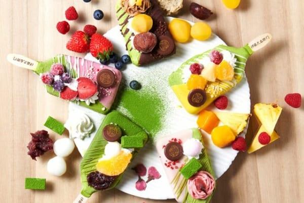 【実食レポ】有名和菓子店のパフェをアイスにしたらSNS映えがスゴイことに!