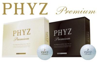 BRIDGESTONE(ブリヂストン)PHYZ Premiumファイズプレミアム ゴルフボール