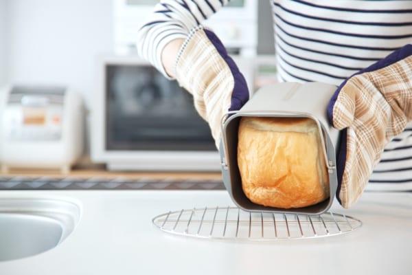 料理愛好家おすすめ!人気ホームベーカリーで焼きたてパンやお餅を楽しもう