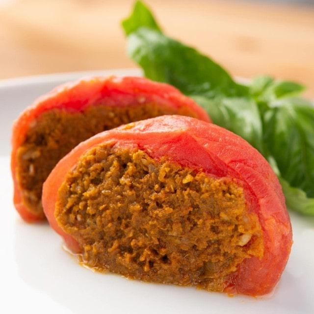 赤いとまて箱 丸ごとトマトのキーマカレー パスタソース 2種各2個