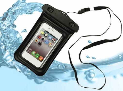 HTC 10 HTV32 au 5.2インチ スマートフォン用 防水ケース