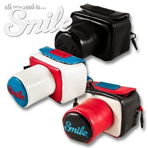 SmileCameraCaseImCasual一眼レフ用カメラケース