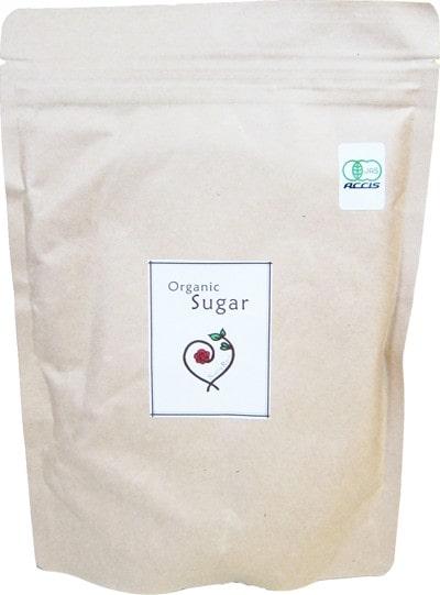 最古の有機砂糖 オーガニックシュガー