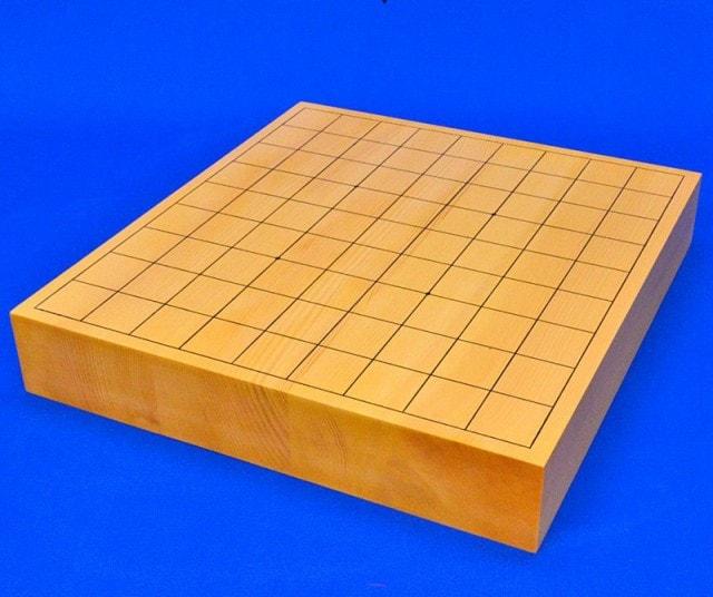 将棋盤 日本産本榧2寸ハギ卓上将棋盤