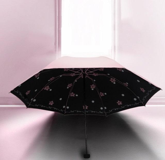 折りたたみ傘 レディース 晴雨兼用
