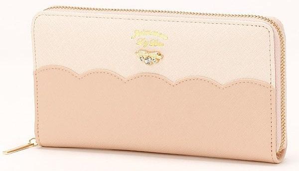LIZ LISA Bag&Wallet/サボン ラウンドファスナー長財布