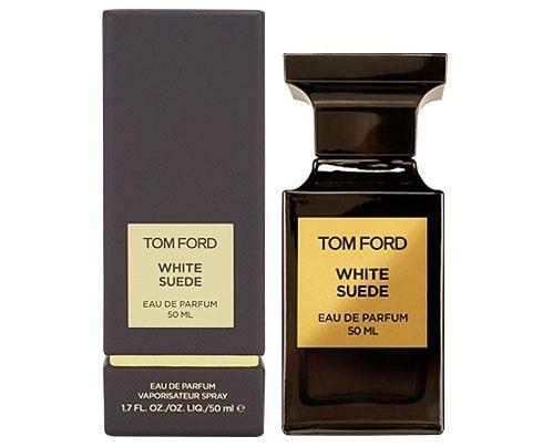 トムフォード ホワイトスエード