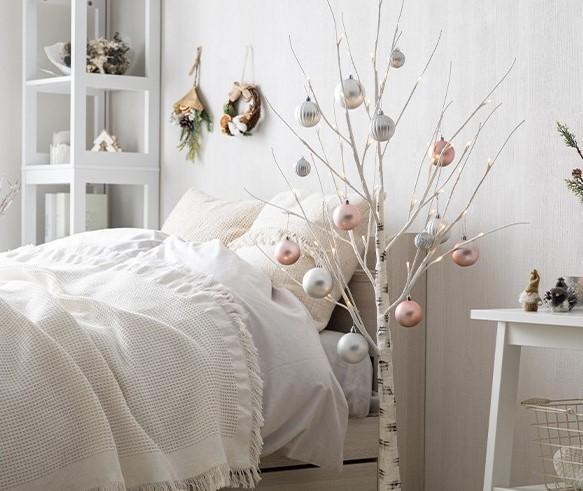 白樺ツリー