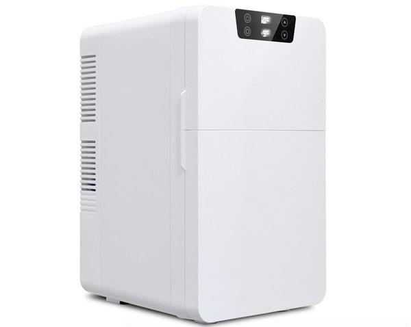 ベルソス 2ドア 15Lダブルペルチェ冷温庫 VS-460
