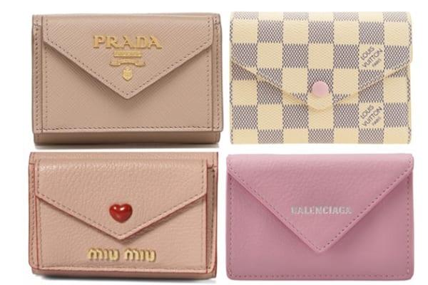 【レディースミニ財布】1万円以下も!憧れブランドの最新おすすめアイテム