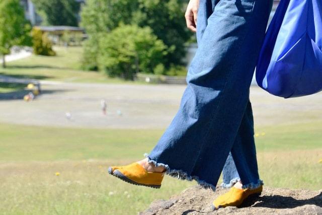 足袋スニーカーの魅力