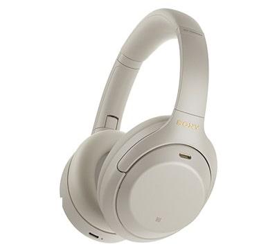 SONY ヘッドホン ワイヤレス ノイズキャンセリング ステレオヘッドセット ハイレゾ対応 WH-1000XM4-S