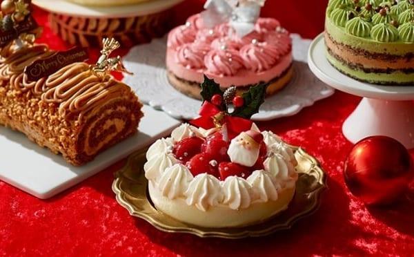 一目惚れ!可愛いサンタさんが乗ってる絶品クリスマスケーキ大集合!