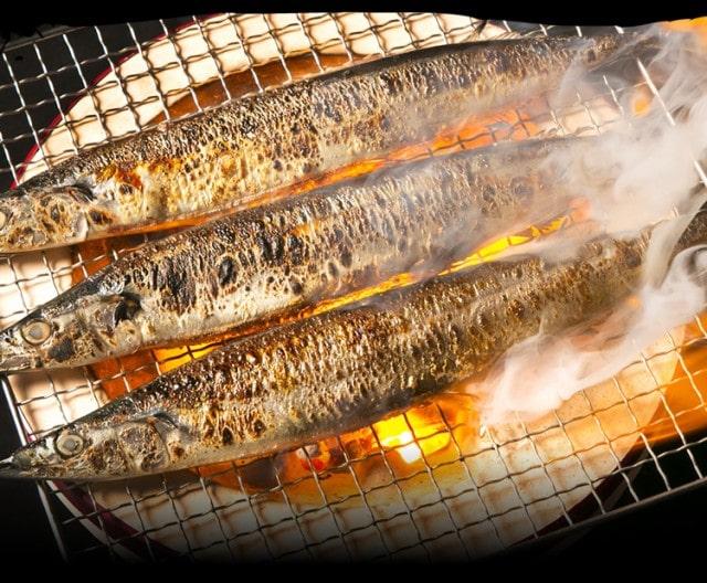 調理済みで簡単に食べられる 秋刀魚の塩焼き約1kg