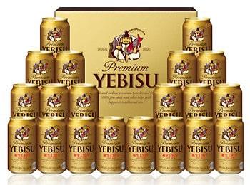 サッポロ ヱビス ビール缶セット